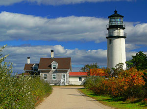 Highland Light - Image: Highland Lighthouse