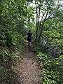 Hiking to the dam on June 5, 2016. (27520412180).jpg