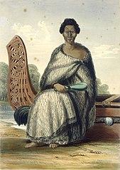 Hiko, the son of Te Pehi Kupe (Tupai Cupa).