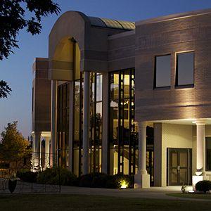 Hilbert College - Image: Hilbert Fran Hall