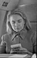 Hillary Rodham Clinton on plane using Game Boy (14).jpg