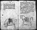 Hindi Manuscript 191, fols. 5 verso, 6 recto Wellcome L0024198.jpg