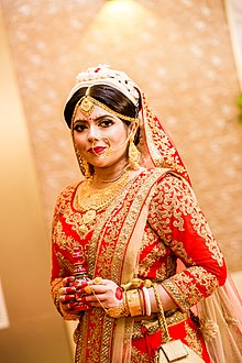 Bengali Hindu wedding - Wikipedia