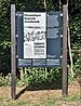 Hinzert concentration camp – Ehemaliger Quarzit-Steinbruch, Schild.jpg