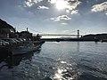 Hirado Bridge and Tabira Port.jpg