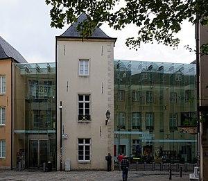Luxembourg City History Museum - Musée d'histoire de la Ville de Luxembourg