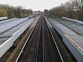 Hither Green stn main line fast high southbound.JPG