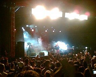 Hladno pivo - Hladno Pivo performs at the 2007 EXIT festival.