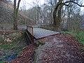 Hlubočepy, most přes Dalejský potok u hranice Jinonic.jpg