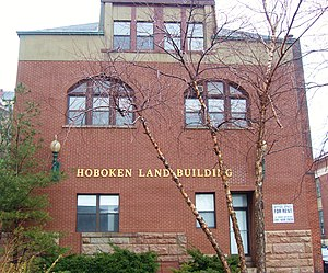 Hoboken Land and Improvement Company Building - Image: Hoboken Land and Improvement Company Building