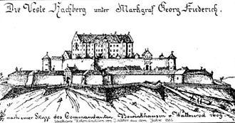 Hochburg - Hochburg 1609