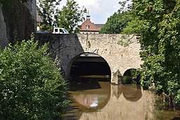 Hohe Brücke in Osnabrück