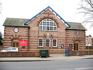 Holgate, North Yorkshire - Holgate Methodist Church, Acomb Road