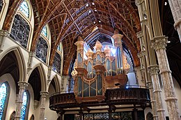 Holy Name Cathedral (Chicago, Illinois) - pipe organ, quarter view.jpg
