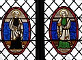 Holy Trinity church - stained glass roundels - geograph.org.uk - 723964.jpg