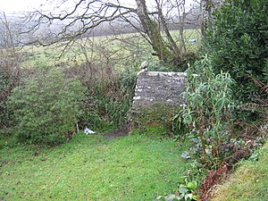 Morwenstow - St John's holy well