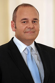 Chris Cardona Maltese politician and lawyer