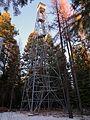 Hoodoo Ridge Lookout Station tower - Umatilla NF Oregon.jpg