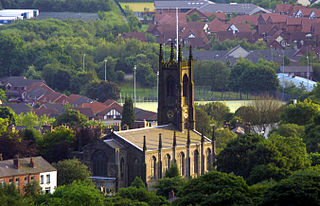Holy Trinity Church, Horwich Church in Greater Manchester, England