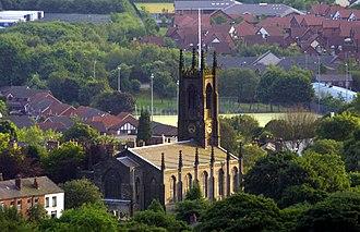 Horwich - Image: Horwich Parish Church