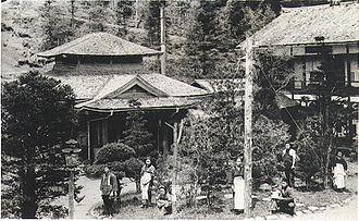 Hoshino Resorts - Hoshino Onsen Ryokan circa 1930s