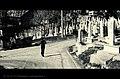 Hosin brijeg running boy, Sarajevo.jpg