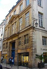 Paris-Rue Saint-Merri