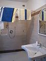 Hotel Centrale Doccia - Shower.JPG