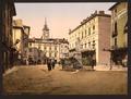 Hotel de ville place, Orange, Provence, France-LCCN2001698599.tif