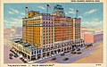 Hotel peabody, The South's Finest-One of America's Best (NBY 5177).jpg