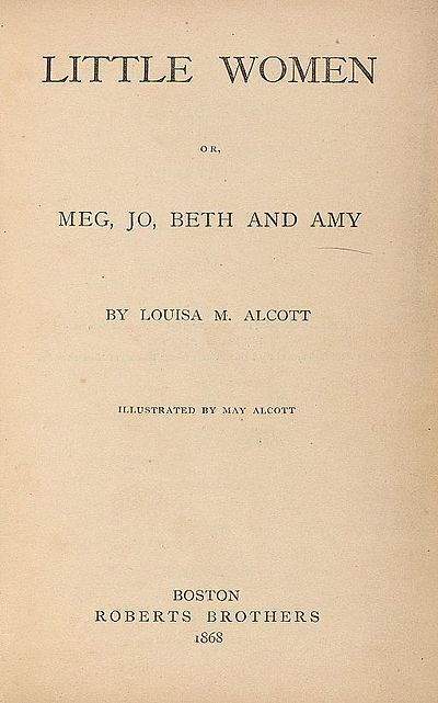 Picture of a book: Little Women