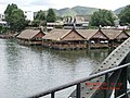 Houseboats in the Kwai River - panoramio.jpg