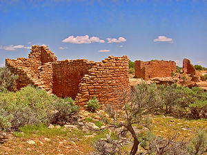 Hovenweep National Monument - Hovenweep House
