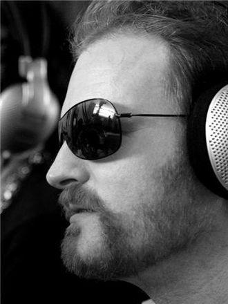Howard Gray - Howard Gray in studio, London