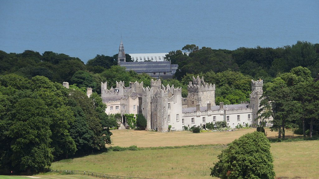 Howth Castle and Environs