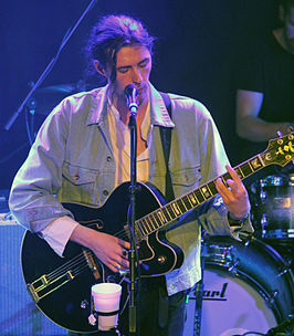 Hozier op Troubadour in West-Hollywood (2014).