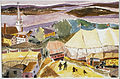 Hugh Collins - The Circus Comes to Treport - Google Art Project.jpg