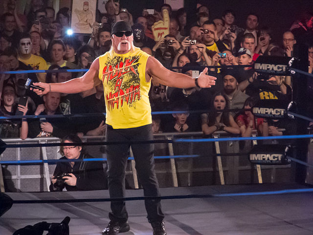 Hulk Hogan in TNA