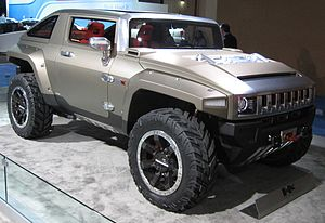 Outback (Transformers) - The Hummer HX