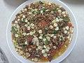 Hunan cuisine, fried pork with corn.jpg