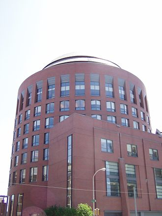 Jon Huntsman Sr. - Jon M. Huntsman Hall at the Wharton School of the University of Pennsylvania