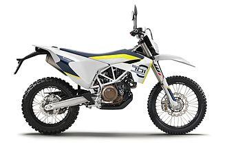 Husqvarna Motorcycles - 701 Enduro