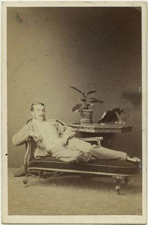 Hussey Vivian, 3rd Baron Vivian - Hussey Crespigny Vivian, 3rd Baron Vivian