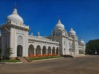 The Hyderabad Public School, Begumpet school in Telangana State, India.