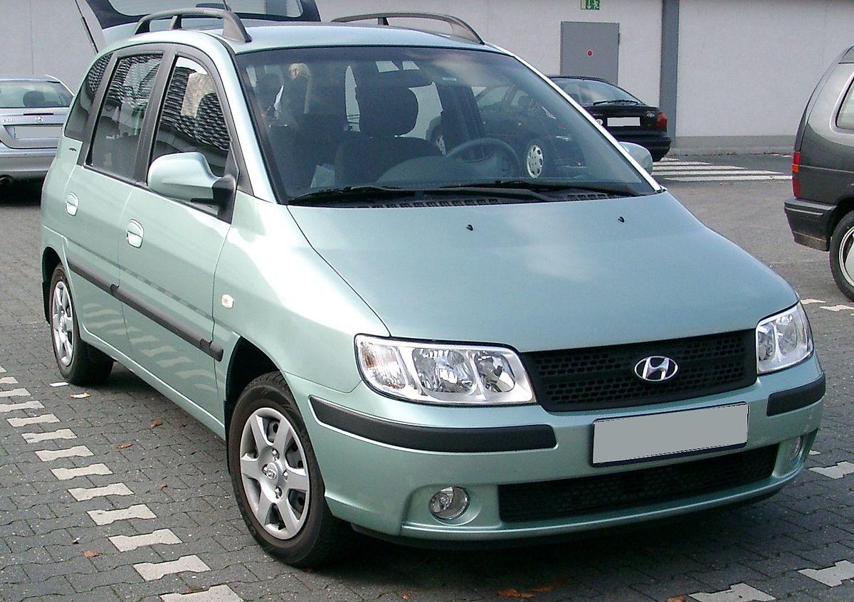 Px Hyundai Matrix Front
