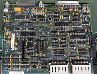 IBM PCjr - IBM PC Jr Motherboard
