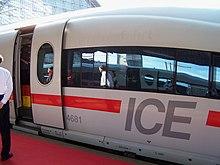 High-speed ICE train & Plug door - Wikipedia Pezcame.Com