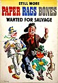 INF3-196 Salvage Still more paper, rags, bones wanted for salvage Artist Gilroy.jpg