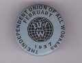 IUAW February 1937 Button.png