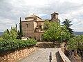 Iglesia de Alquezar ( Huesca ) - panoramio.jpg